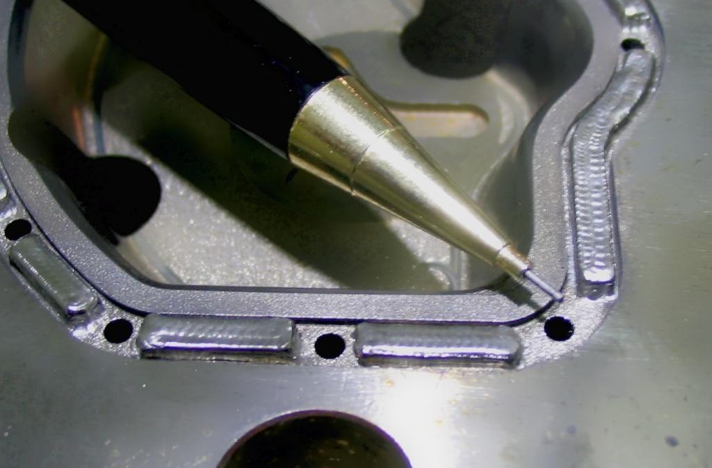 ADS Laser - Construction de nouvelles formes sur empreinte