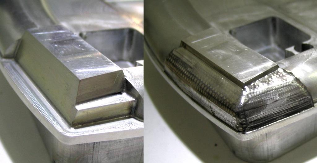 ADS Laser - Rechargement en Aluminium