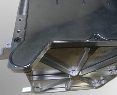 ADS Laser - Soudage étanche d'un couvercle sur boîtier aluminium